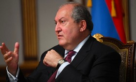 Президент Армении признал оставание её армии от азербайджанской