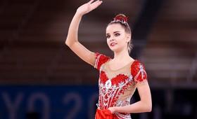 Дина Аверина дважды завоевала золото на ЧМ по художественной гимнастике