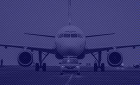 Покусавшую стюардессу буйную пассажирку сняли с рейса в аэропорту Анапы