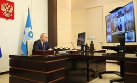 «Всякая ссора красна миром»: Путин решил вовлечь СНГ в карабахское урегулирование