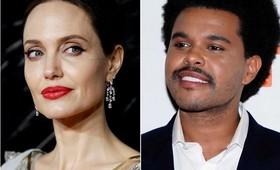 Анджелина Джоли встречается с певцом, которому 31 год