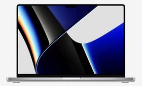 Apple презентовала обновлённый MacBook Pro с «чёлкой» и новым процессором