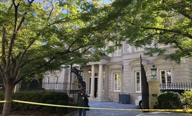 Обыски проходят в домах родственников Дерипаски в Вашингтоне и Нью-Йорке