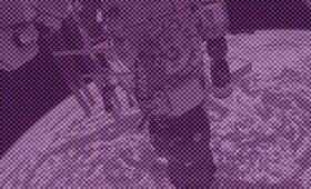 Первый в мире киноэкипаж вернулся с МКС на Землю