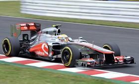 Британский пилот Льюис Хэмилтон выиграл Гран-при России