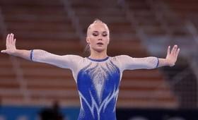 Ангелина Мельникова завоевала золото в личном многоборье на ЧМ по спортивной гимнастике