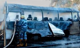 В результате теракта в центре Дамаска погибли 14 человек