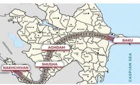 Азербайджан приступил к строительству автотрассы Зангезурского коридора