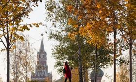 Бабье лето в конце октября: в Москве ожидаются рекордно тёплые выходные
