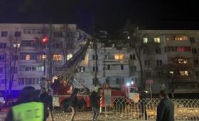 Из-под завалов дома в Набережных Челнах спасли ещё одного человека